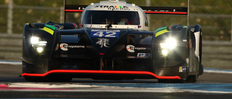 bf1systems and Strakka Racing Enter Development Partnership
