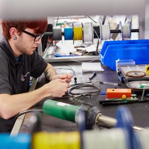 bf1systems Motorsport Wiring Harness Technician