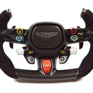 Aston Martin Vulcan Steering Wheel