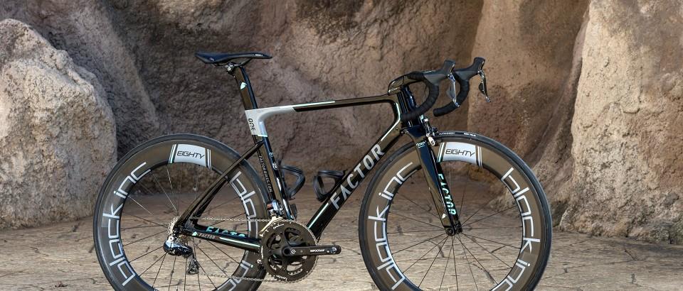 Factor Bikes Win in Dubai