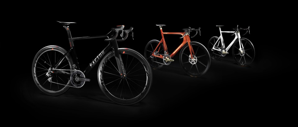 Factor Bikes; new owners, new models