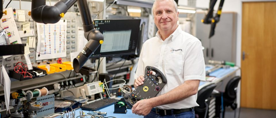 BGF Invests In bf1systems